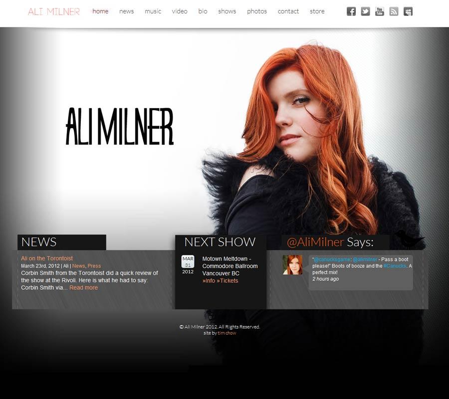 Ali Milner site 1